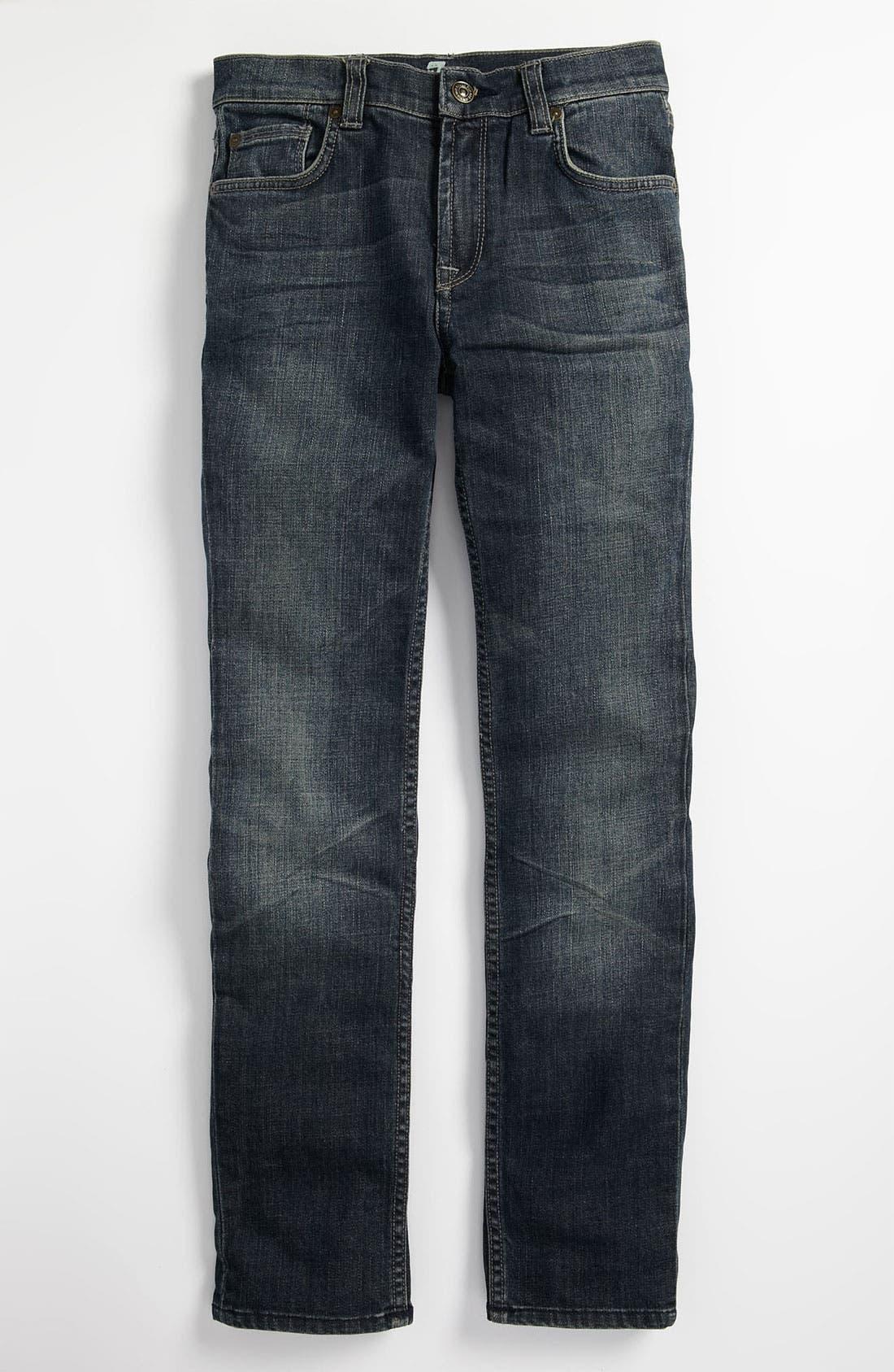 Alternate Image 2  - 7 For All Mankind® 'Slimmy' Jeans (Big Boys)