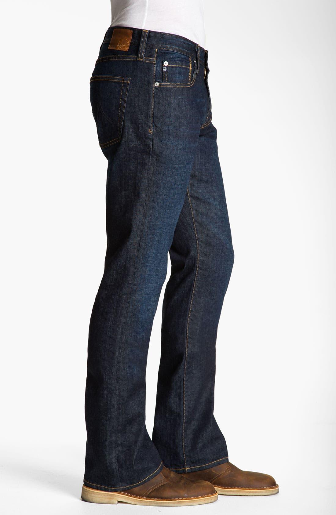 Alternate Image 3  - AG Jeans 'Regent' Bootcut Jeans (Anderson)