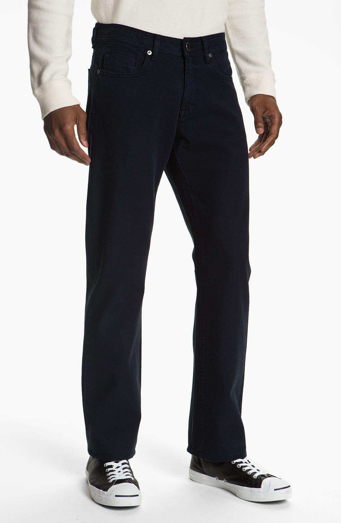 Main Image - DL1961 'Vince' Straight Leg Jeans (Boxer)