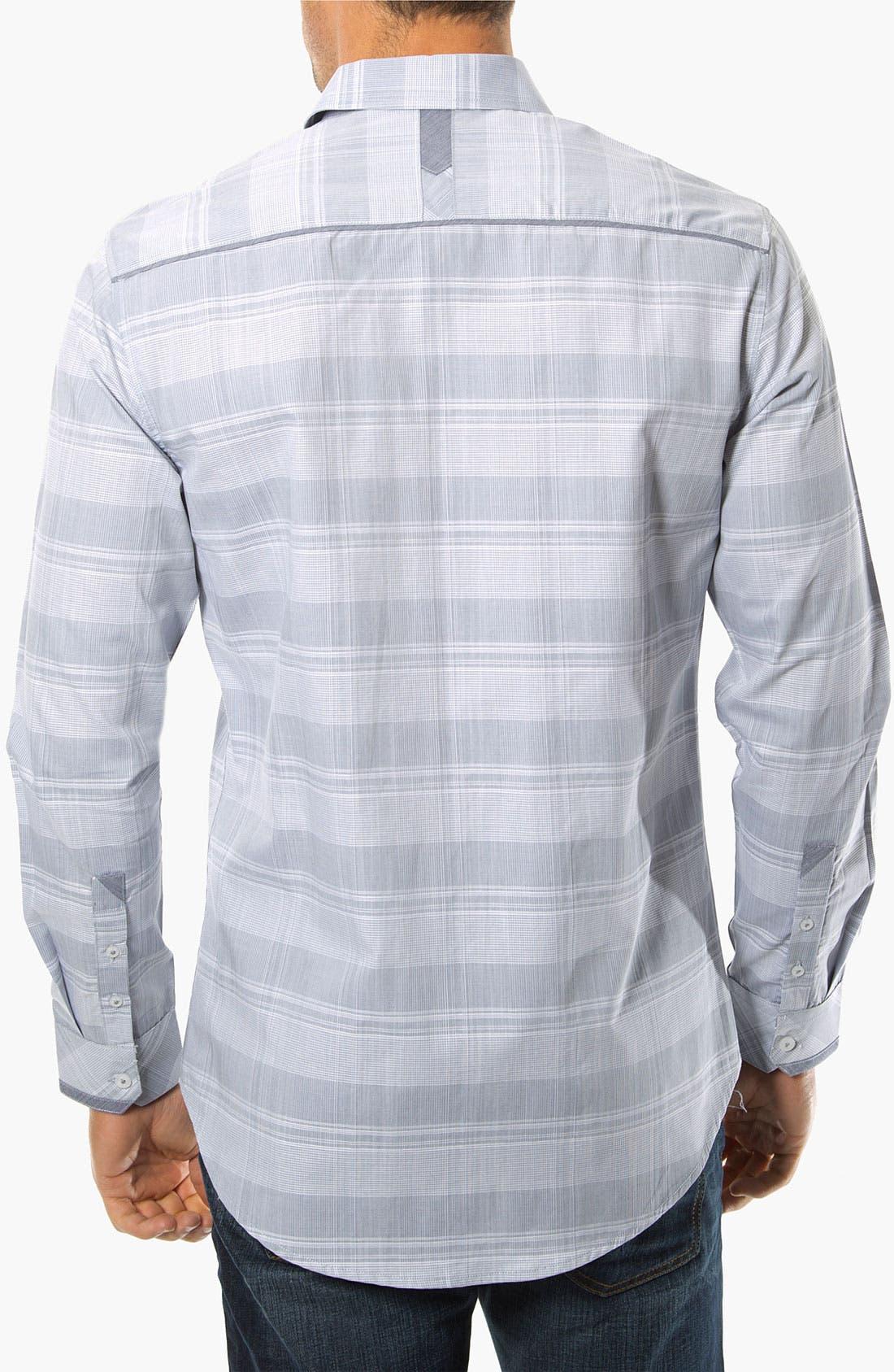 Alternate Image 2  - 7 Diamonds 'Sticks and Stones' Woven Shirt