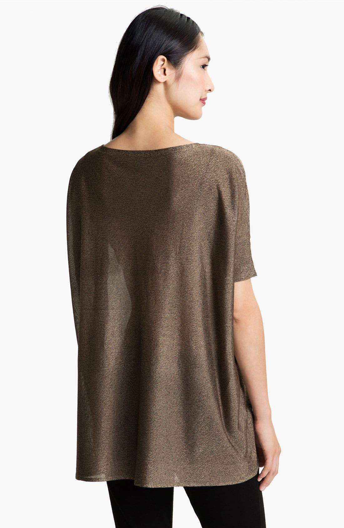 Alternate Image 2  - Eileen Fisher Liquid Shine Tunic Top