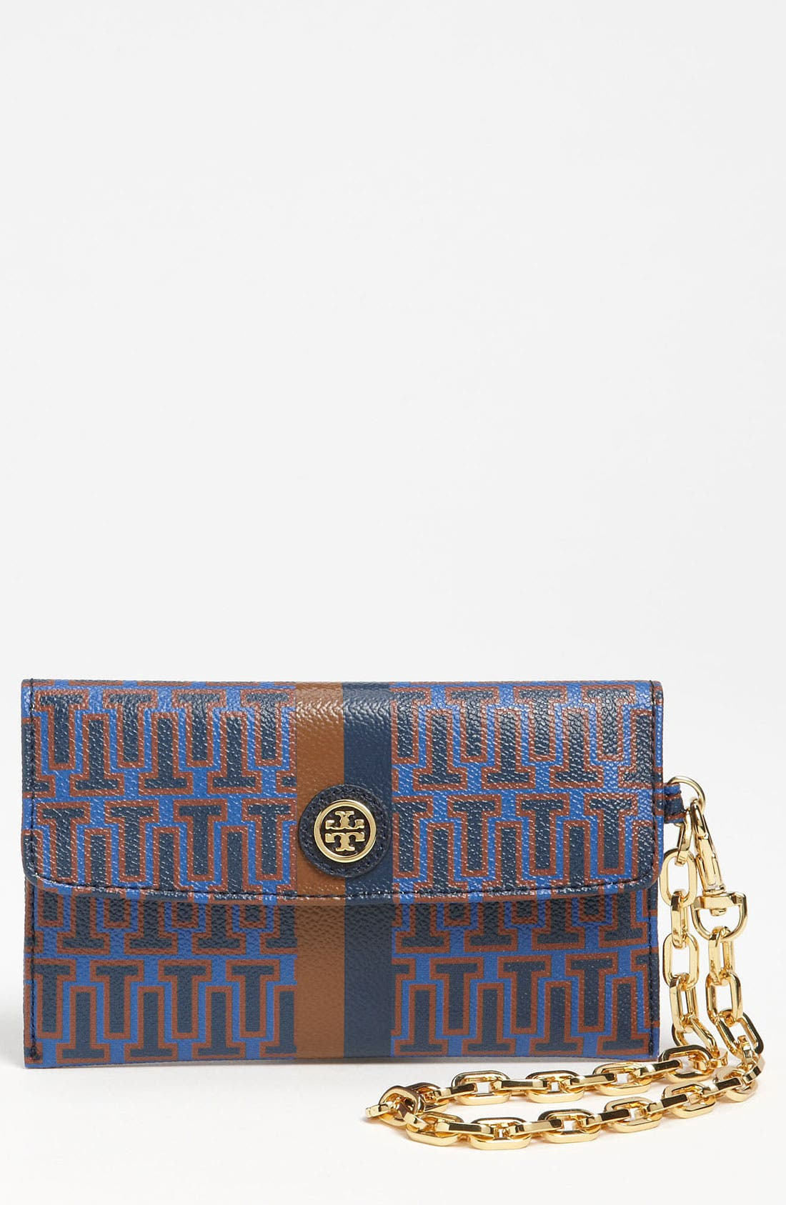 Alternate Image 1 Selected - Tory Burch 'Roslyn' Wristlet