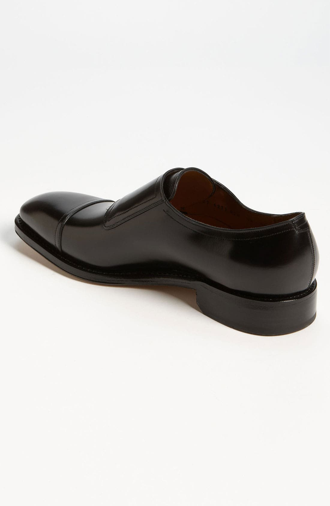 Alternate Image 2  - Salvatore Ferragamo 'Duran' Double Monk Strap Slip-On