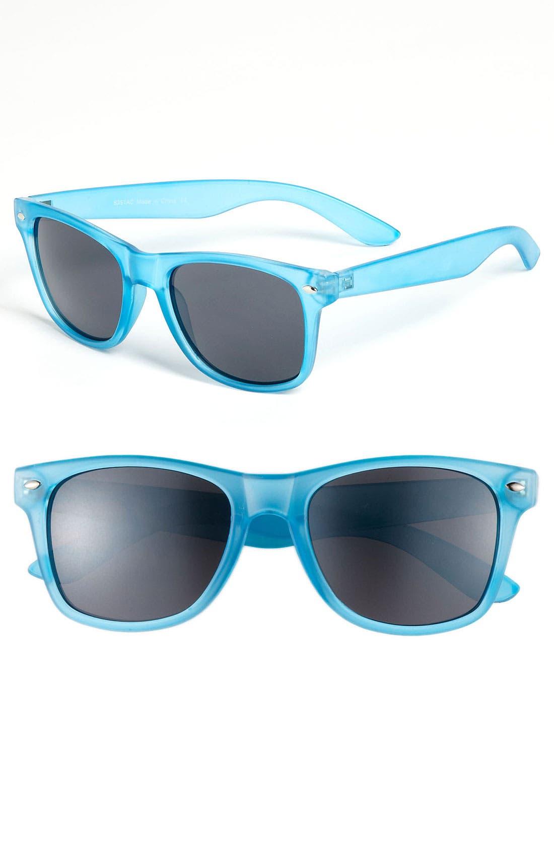 Alternate Image 1 Selected - KW 'Jazzed' Sunglasses
