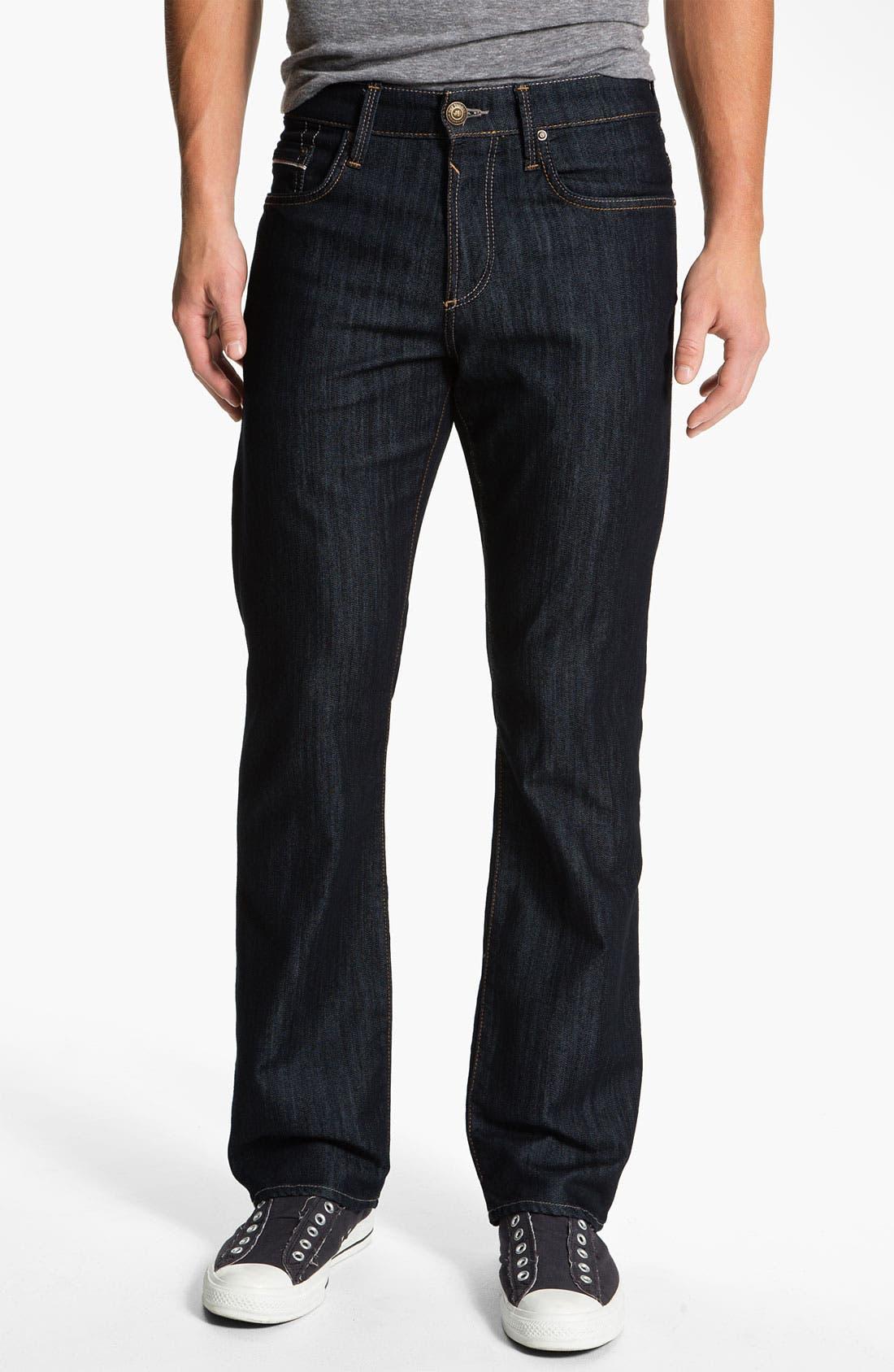 Alternate Image 2  - Mavi Jeans 'Matt' Relaxed Straight Leg Jeans (Kensington)