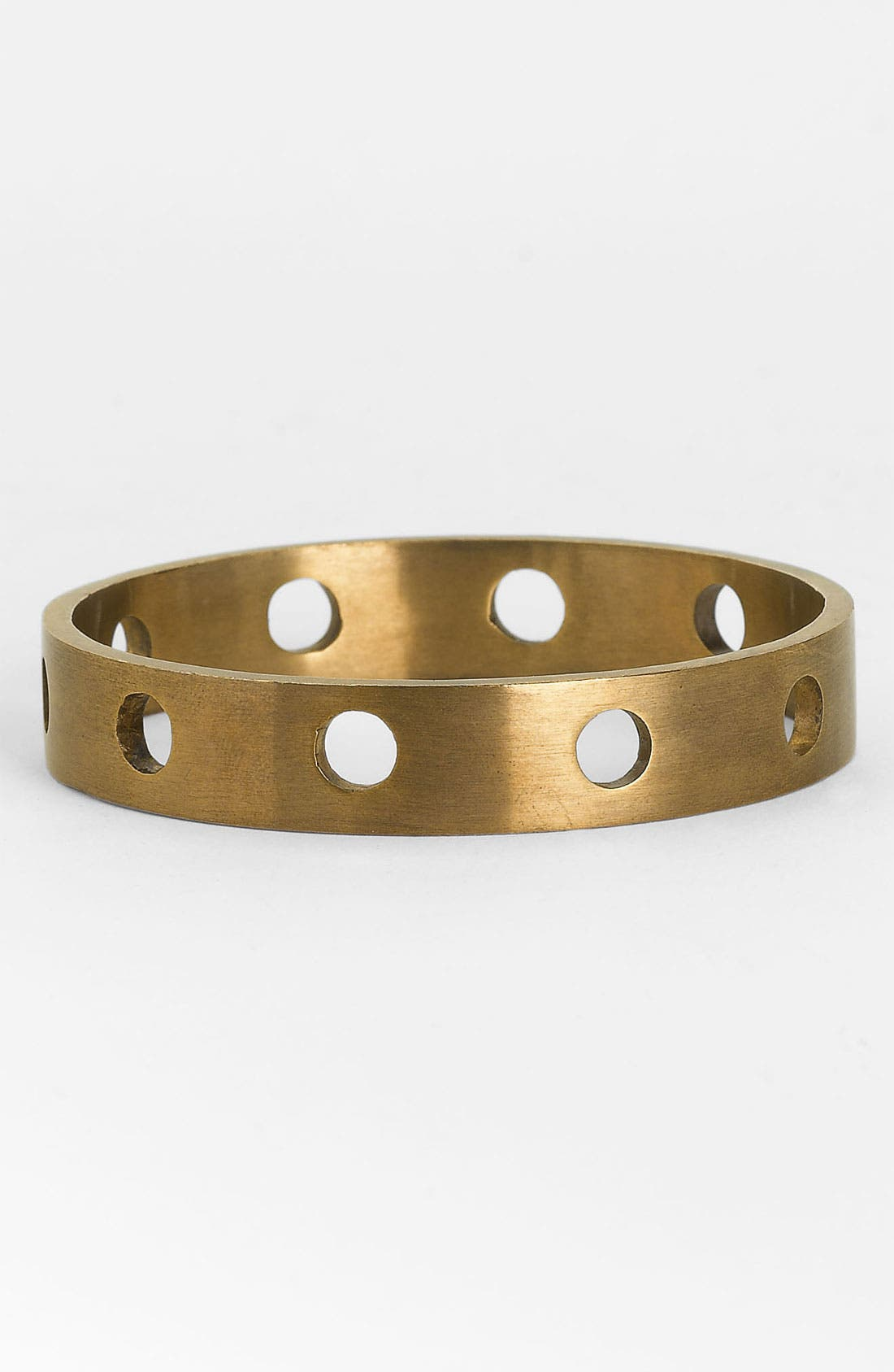 Alternate Image 1 Selected - Kelly Wearstler Perforated Bangle