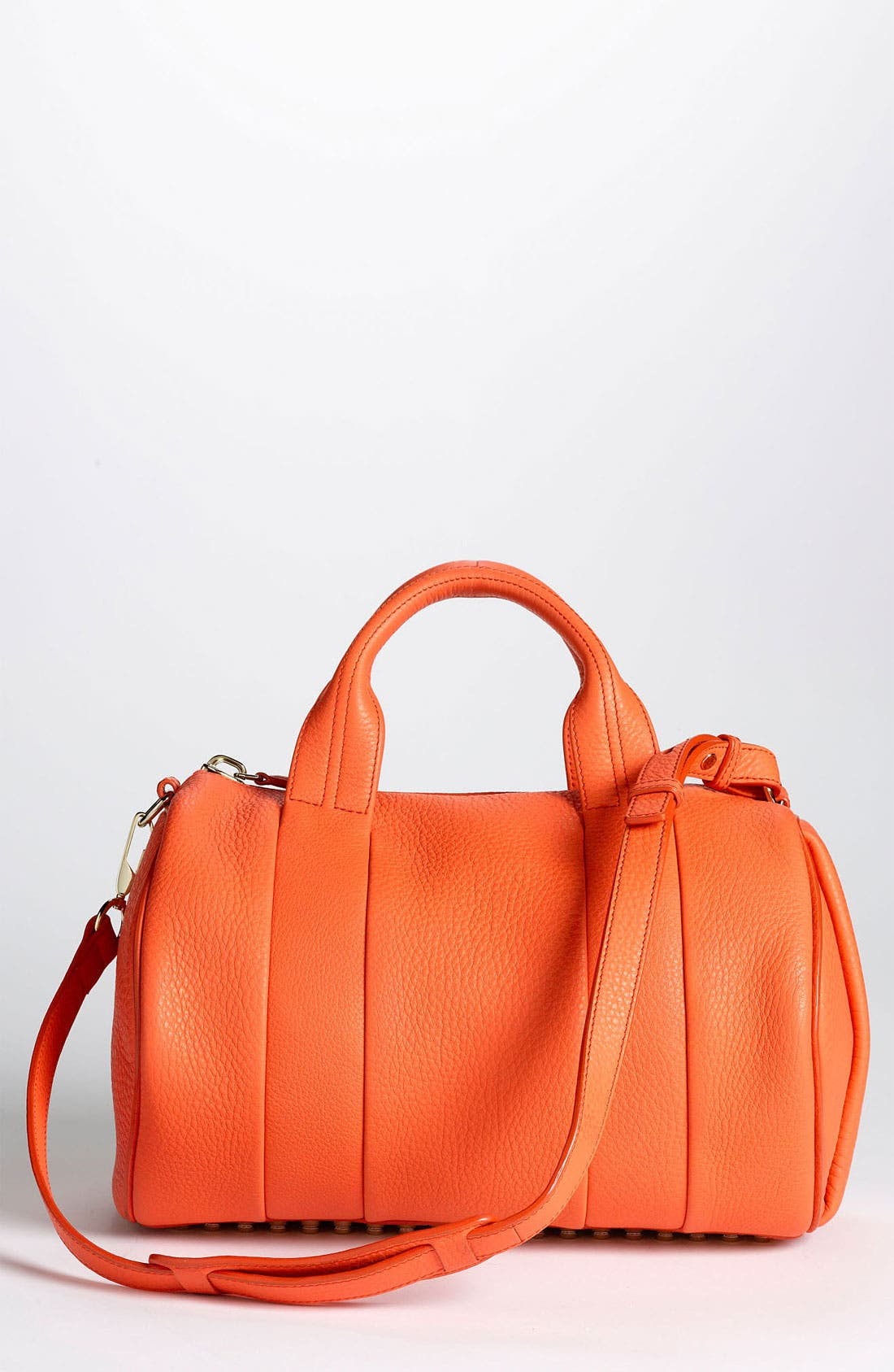Alternate Image 1 Selected - Alexander Wang 'Rocco' Leather Satchel