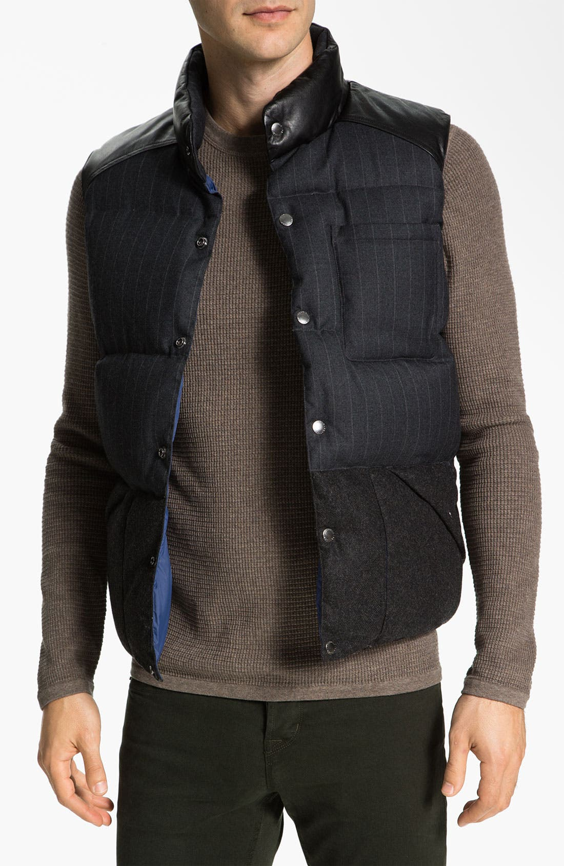 Alternate Image 1 Selected - Penfield 'Outback Suiting' Quilted Down Vest