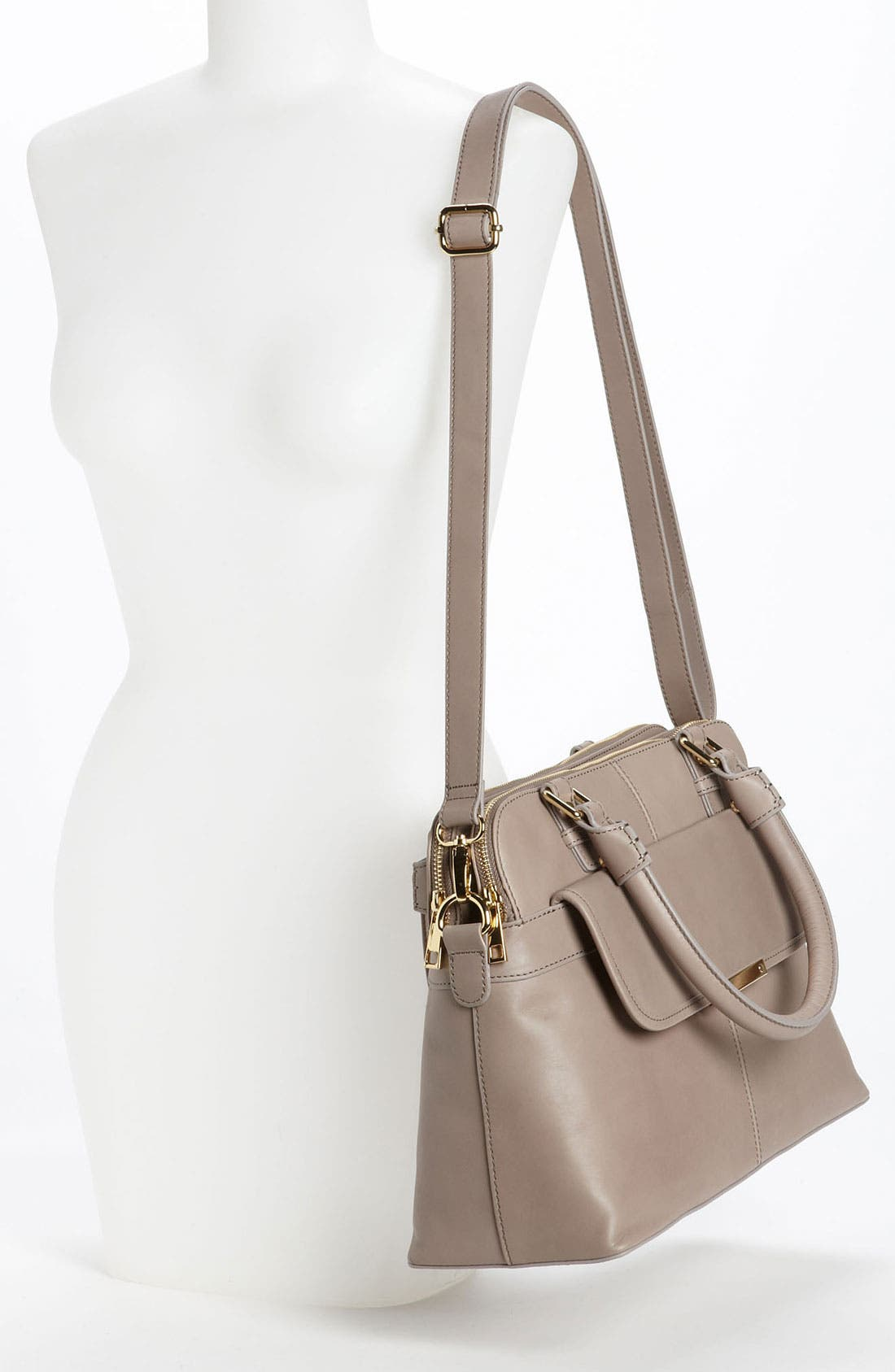 Alternate Image 2  - Nordstrom 'Jaqueline' Top Handle Tote