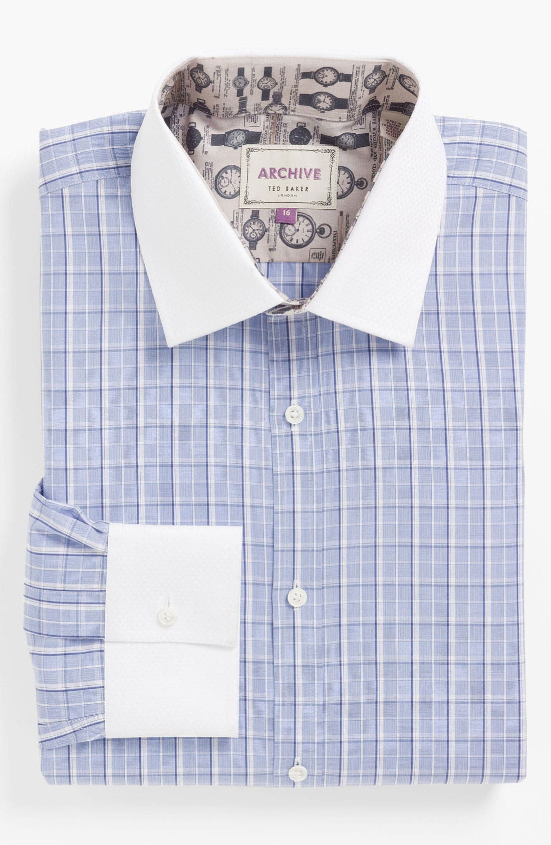 Main Image - Ted Baker London Trim Fit Dress Shirt