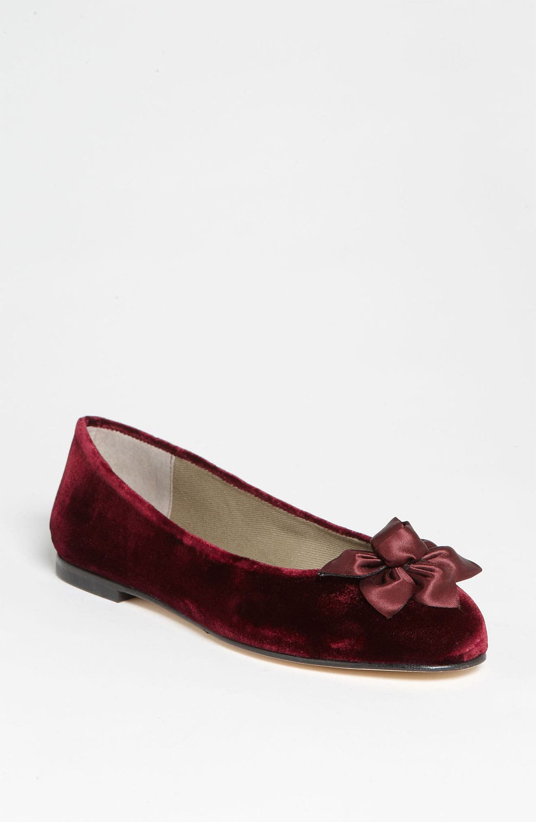 Alternate Image 1 Selected - French Sole 'Gorgeous' Ballet Flat