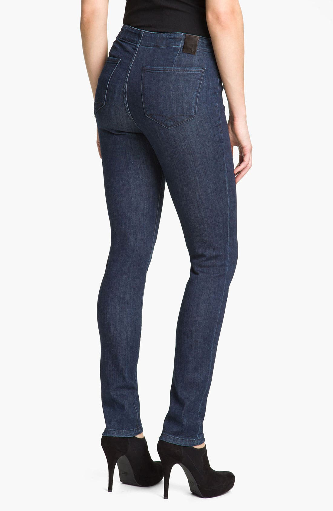 Alternate Image 2  - Christopher Blue 'Angel' Skinny Stretch Jeans