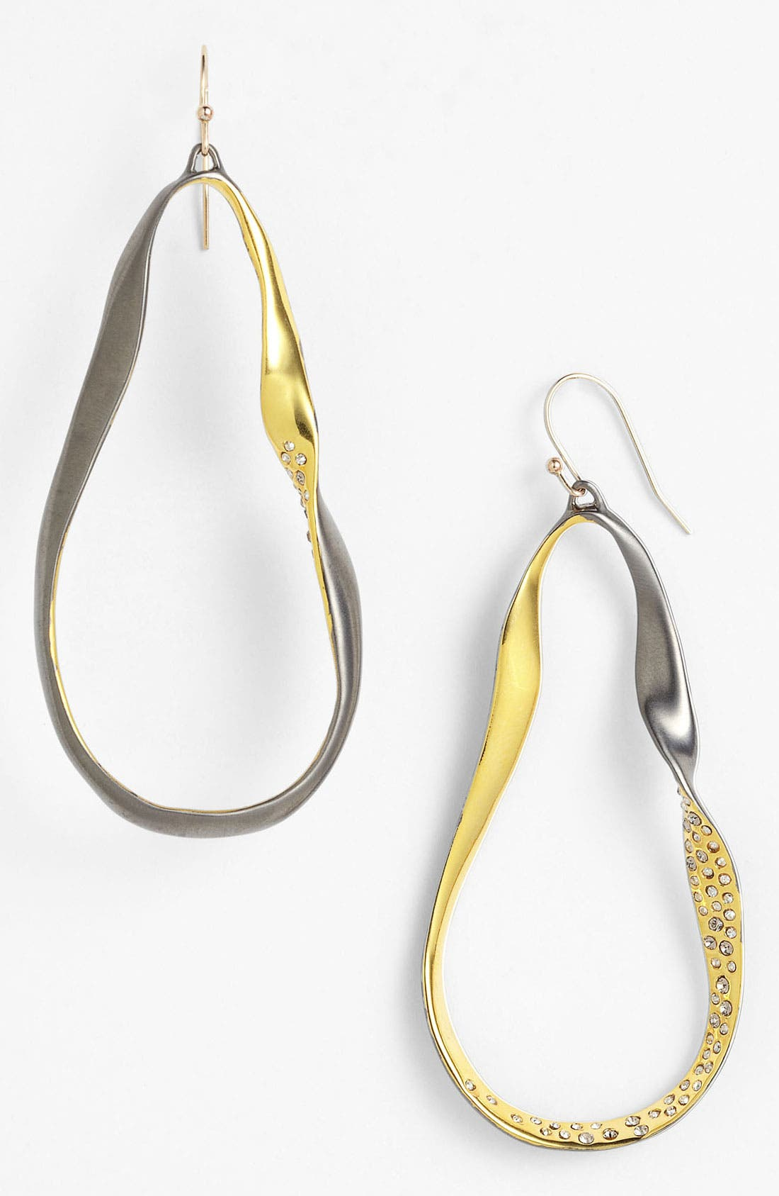 Main Image - Alexis Bittar 'Miss Havisham - Bel Air' Twisted Teardrop Earrings