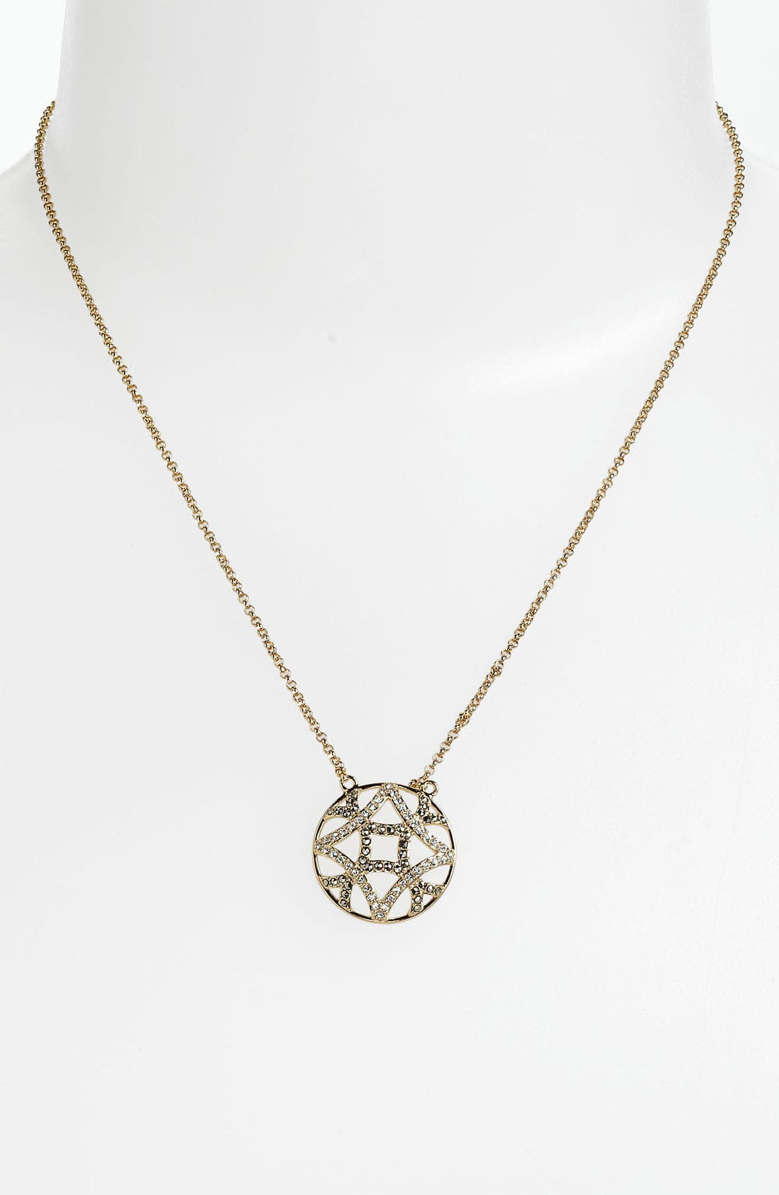 Alternate Image 1 Selected - Judith Jack 'Matrix' Pendant Necklace