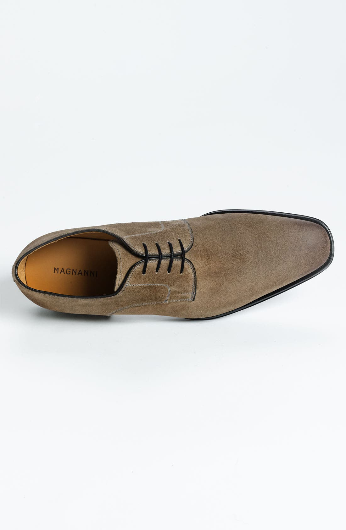 Alternate Image 3  - Magnanni 'Dino' Suede Buck Shoe