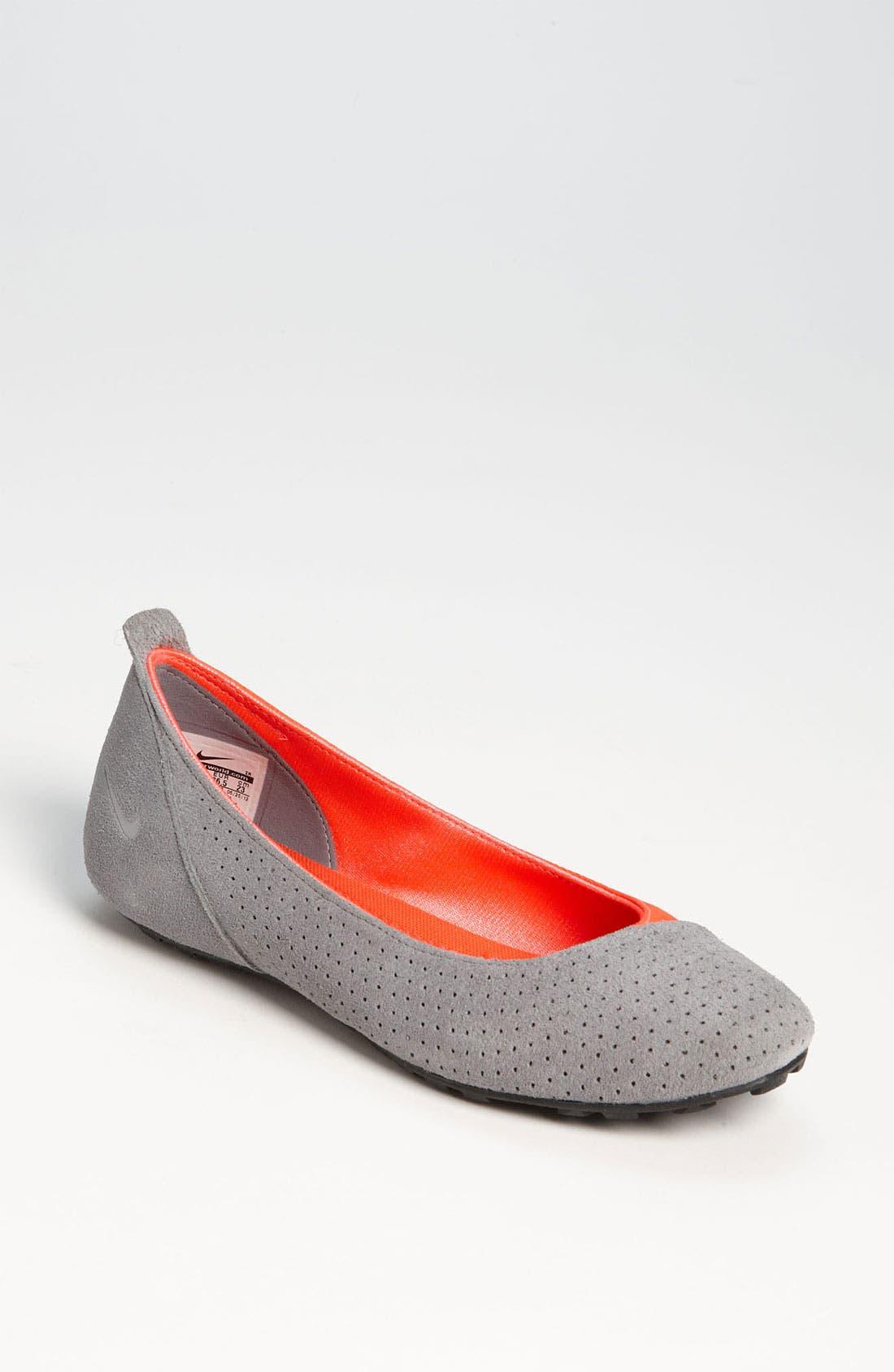 Alternate Image 1 Selected - Nike 'Amarina' Ballerina Flat
