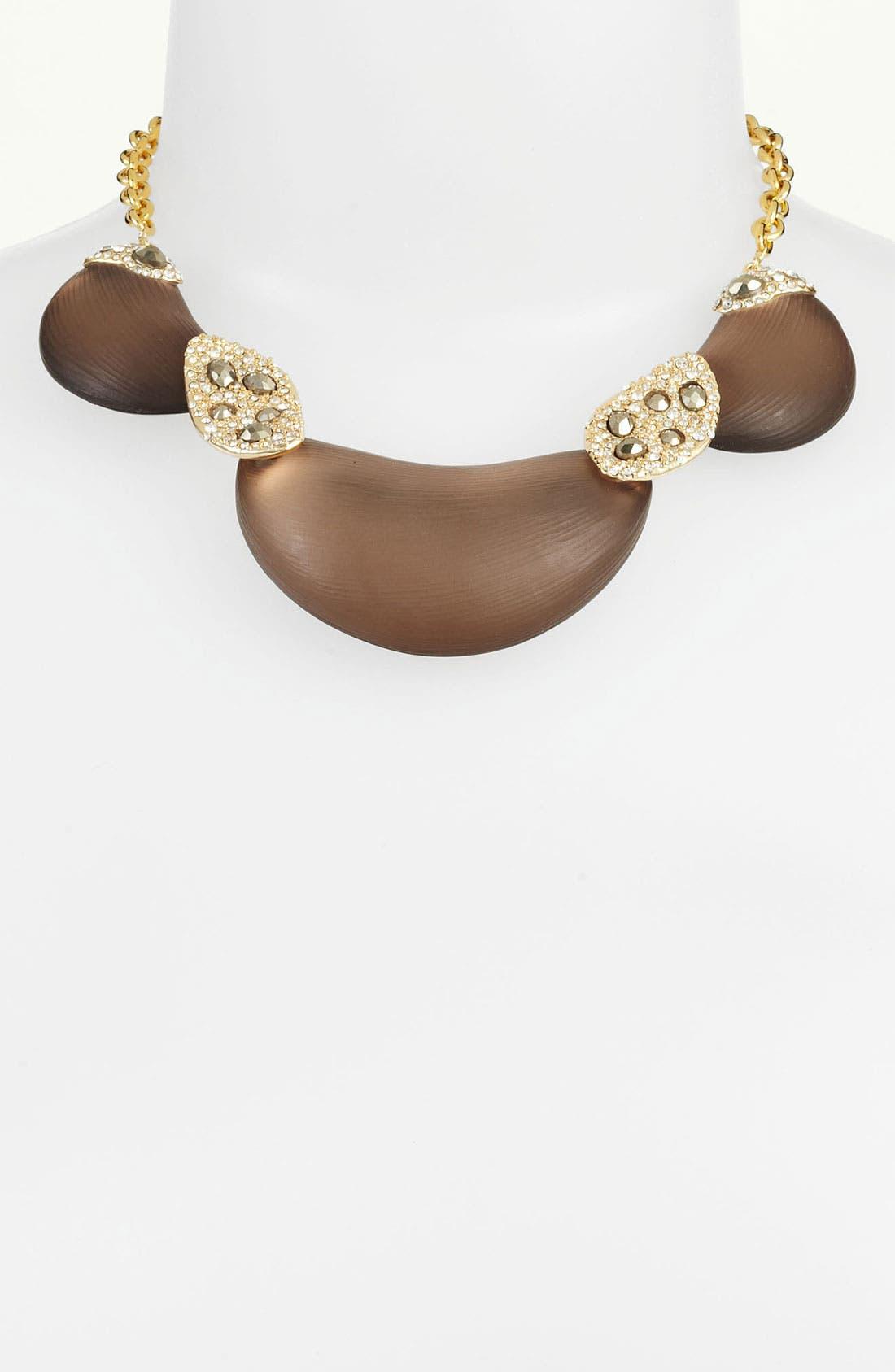 Alternate Image 1 Selected - Alexis Bittar 'Modular' Encrusted Bib Necklace