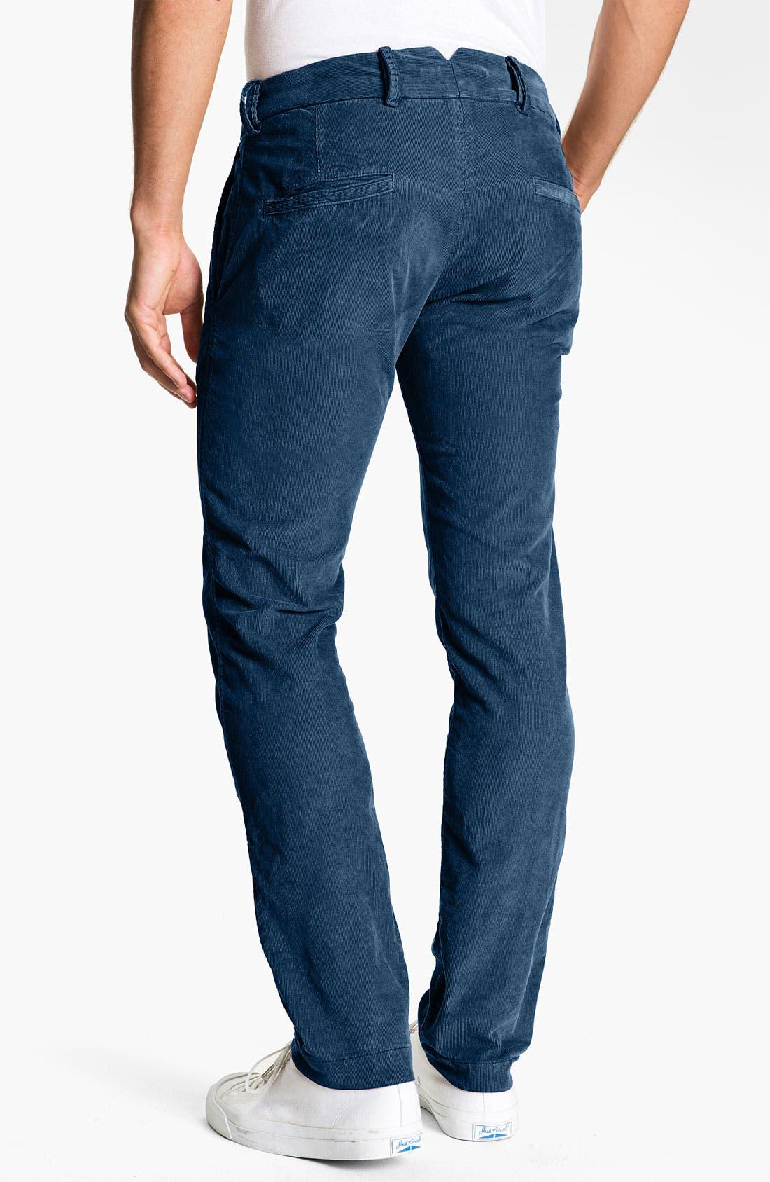Alternate Image 2  - DIESEL® 'Chi-Tight' Slim Tapered Leg Corduroy Pants