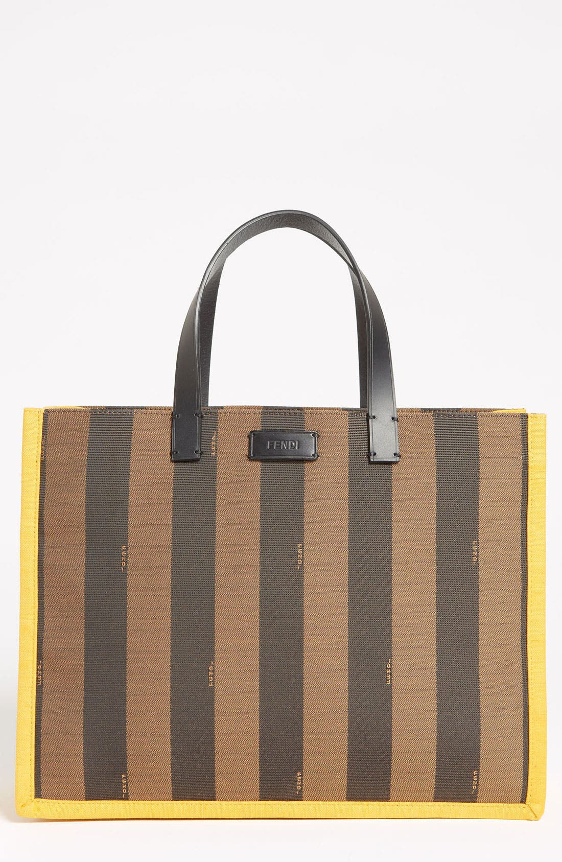 Alternate Image 1 Selected - Fendi 'Pequin - Small' Tote