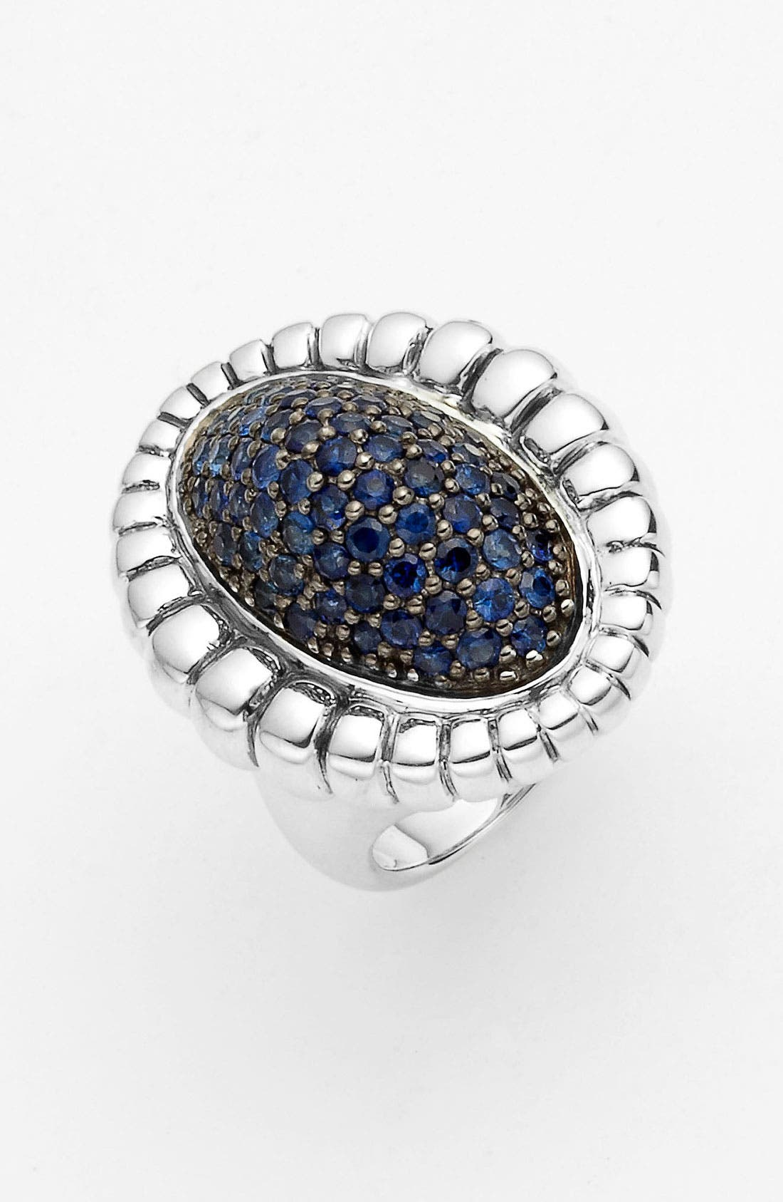 Alternate Image 1 Selected - LAGOS 'Muse' Large Fluted Ring (Online Only)