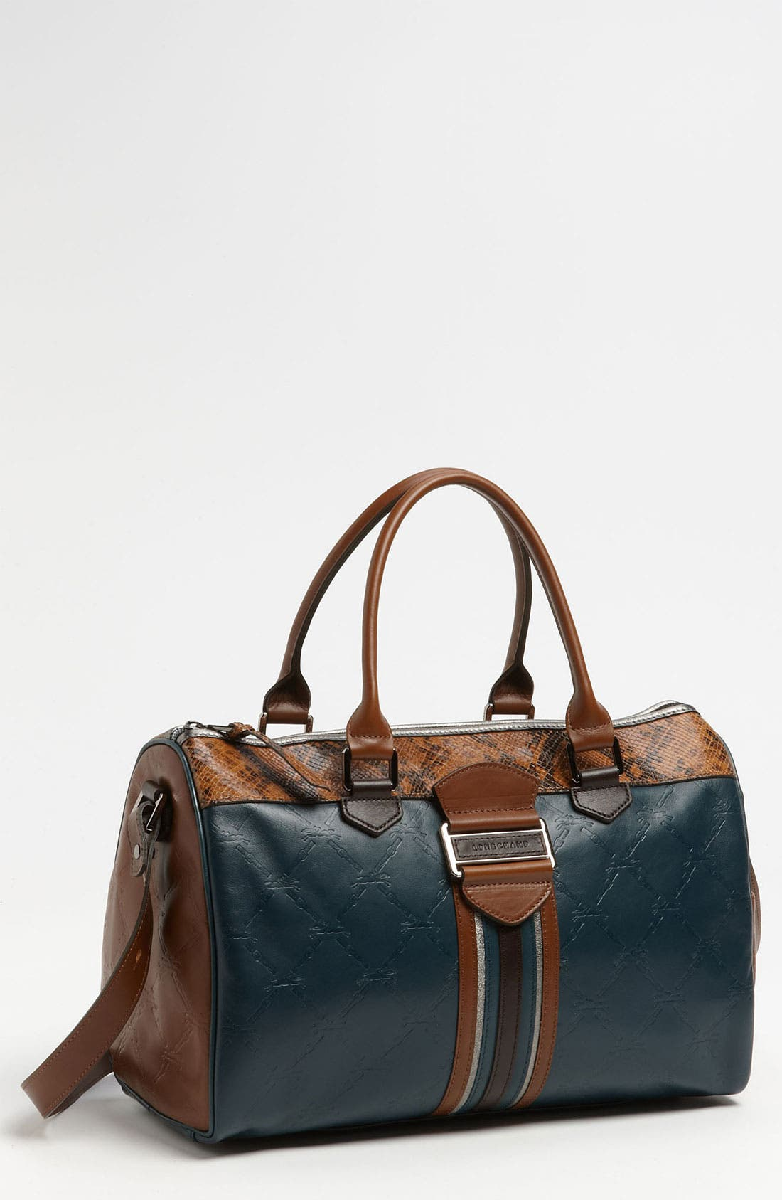 Alternate Image 1 Selected - Longchamp 'LM Patch - Large' Duffel