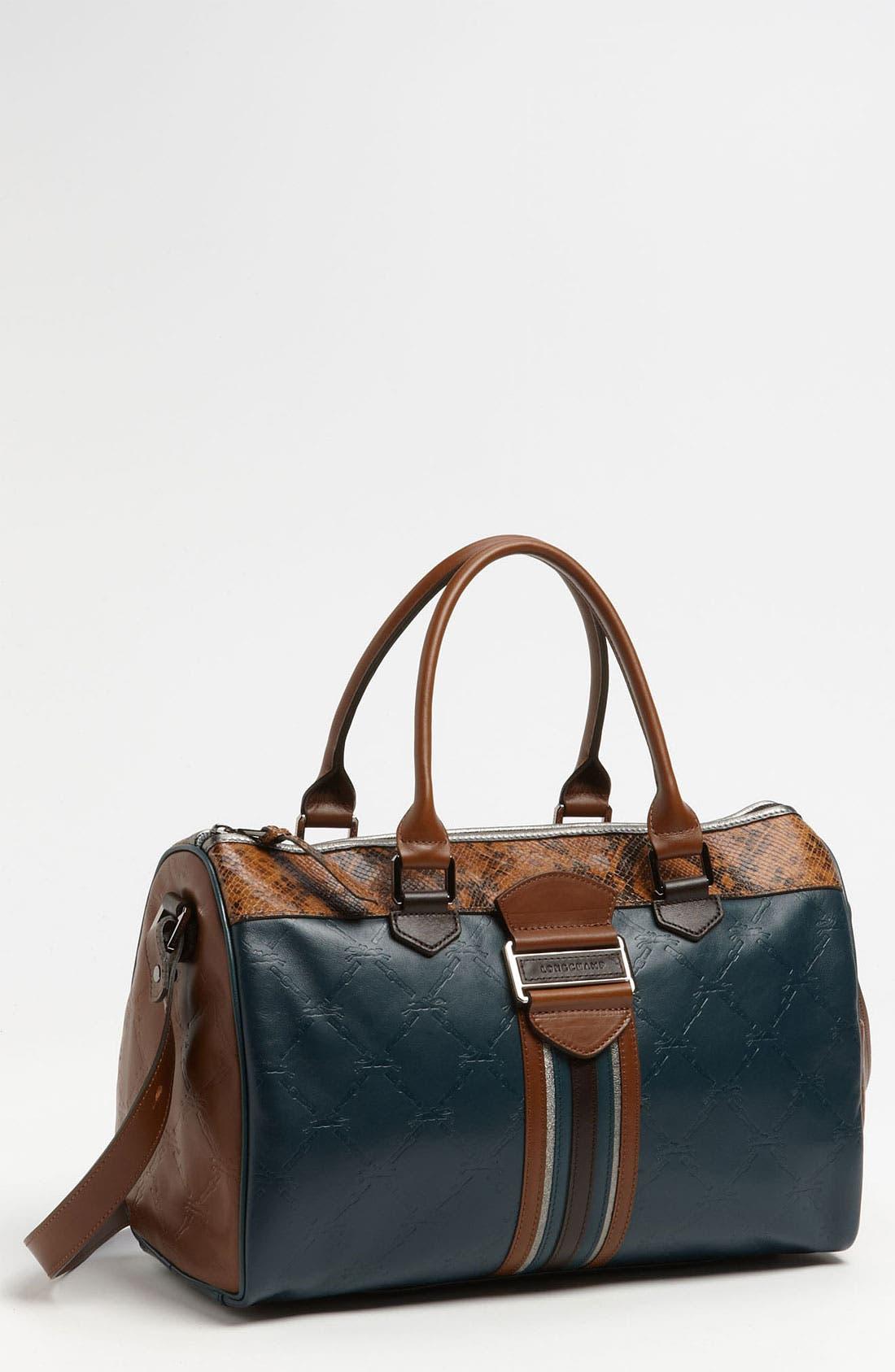 Main Image - Longchamp 'LM Patch - Large' Duffel