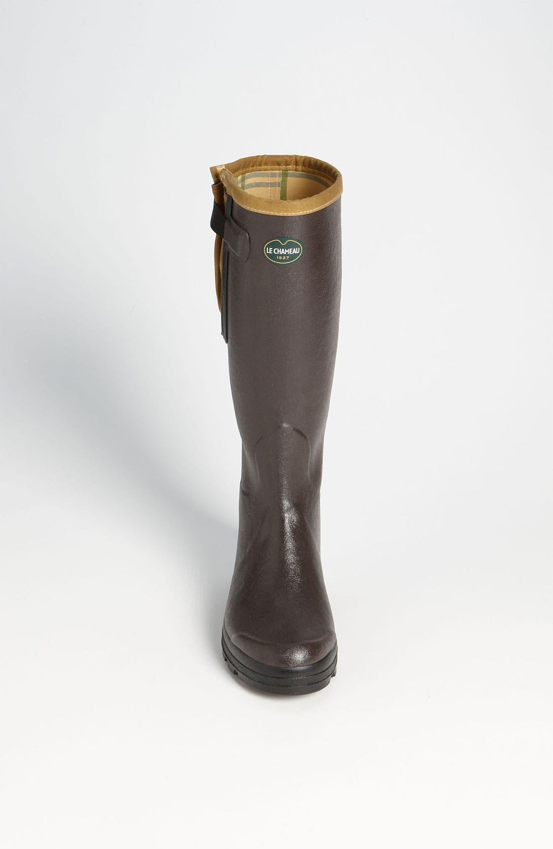 Alternate Image 3  - Le Chameau 'Filson Vierzon' Rain Boot
