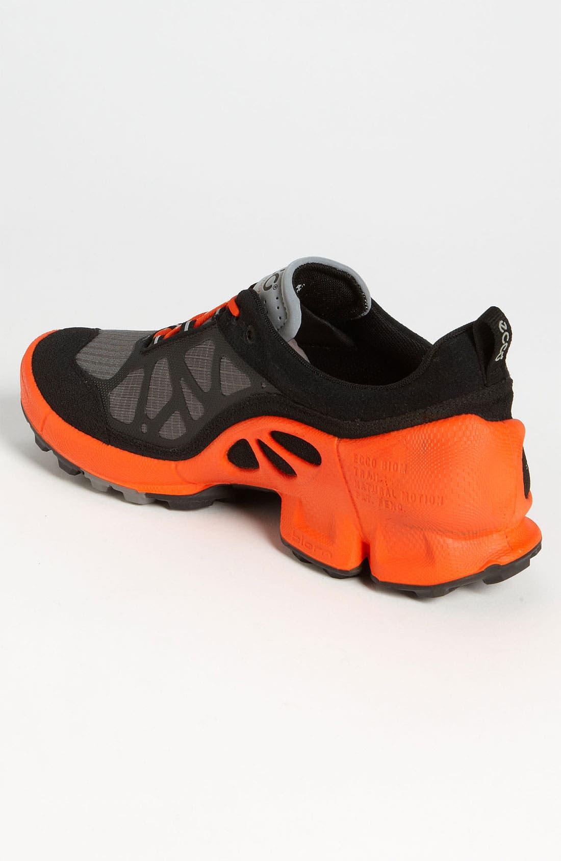 Alternate Image 2  - ECCO 'Biom Trail GTX' Running Shoe (Men)