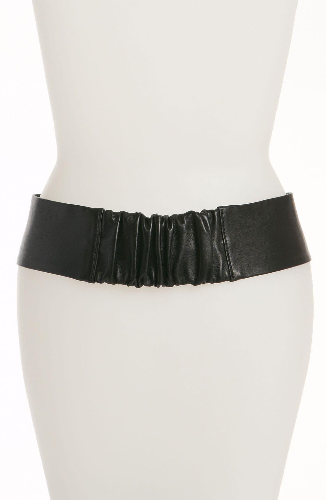 Alternate Image 2  - Halogen® Toggle Belt