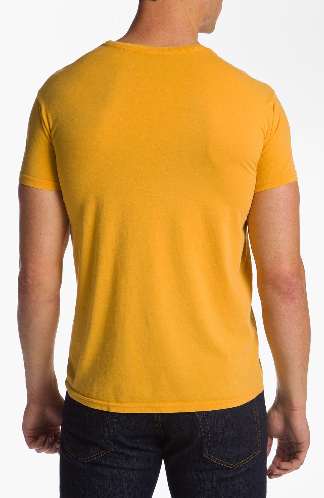 Alternate Image 2  - The Original Retro Brand 'Pittsburgh Panthers' T-Shirt