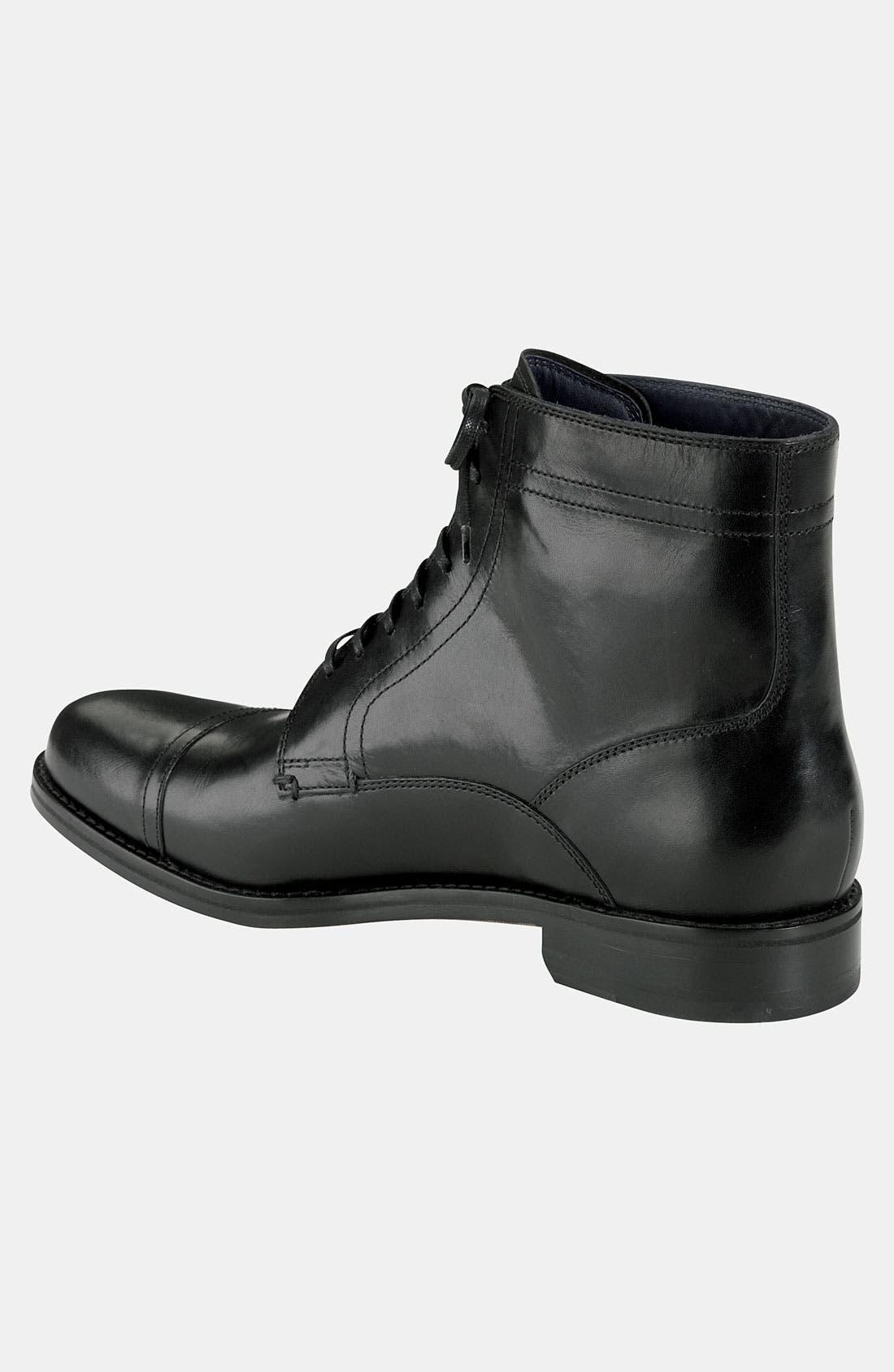 Alternate Image 2  - Cole Haan 'Harrison' Cap Toe Boot
