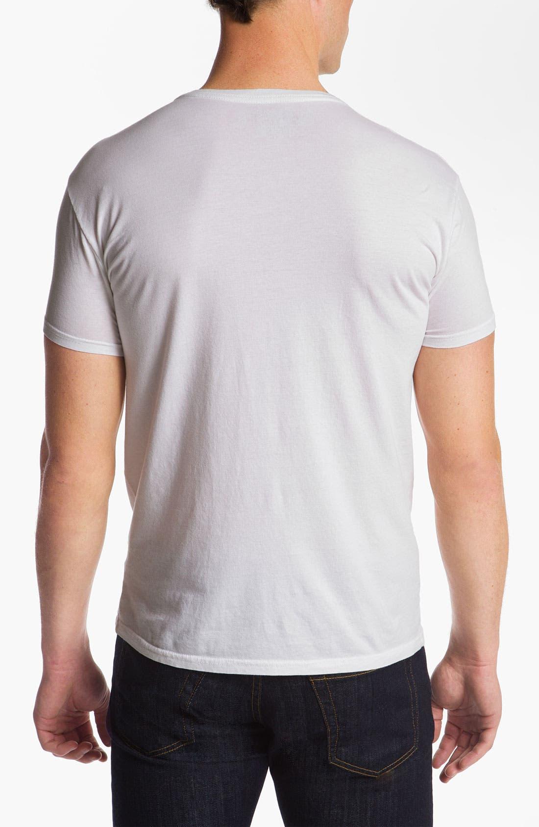 Alternate Image 2  - The Original Retro Brand 'Virginia Commonwealth Rams' T-Shirt