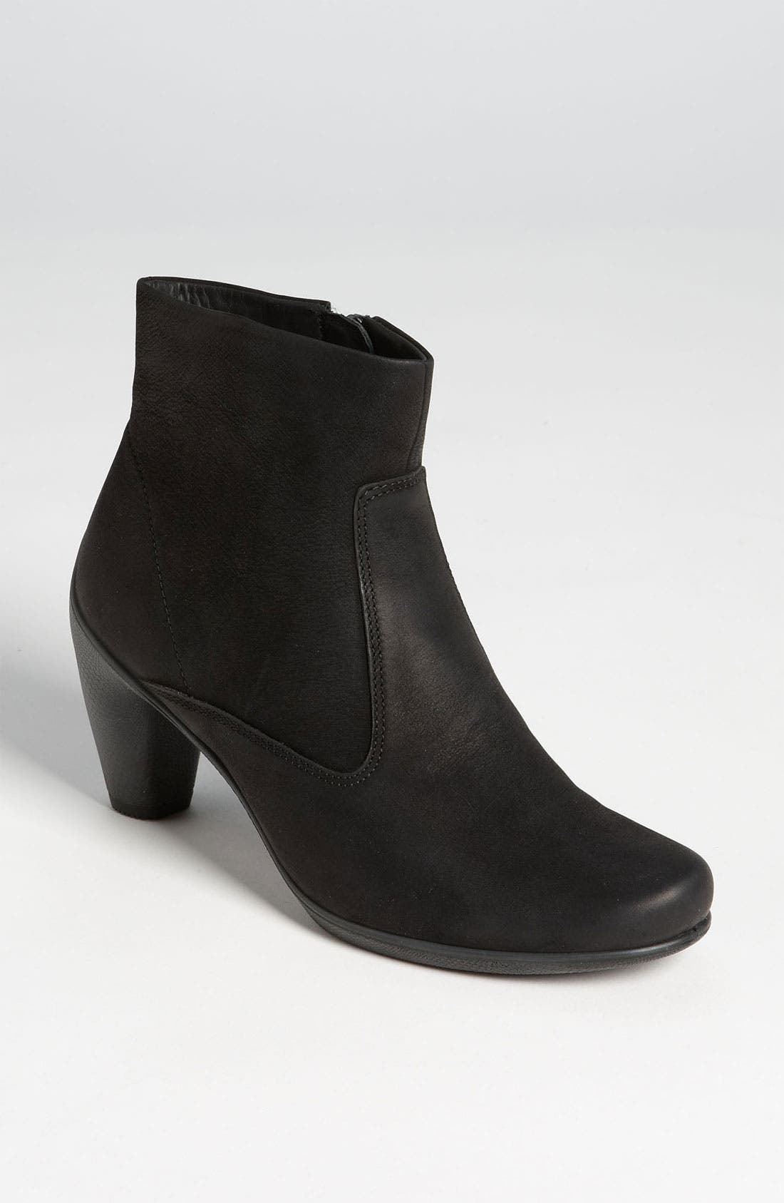 Alternate Image 1 Selected - ECCO 'Sculptured 65' Ankle Bootie