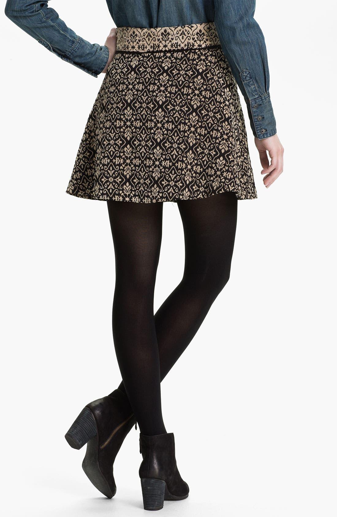 Alternate Image 2  - Free People 'Carpet Bag' Circle Skirt