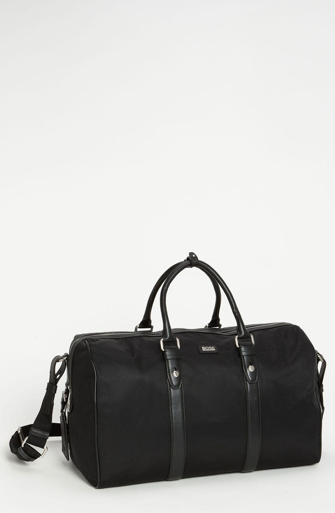 Alternate Image 1 Selected - BOSS Black 'Teddi' Duffel Bag
