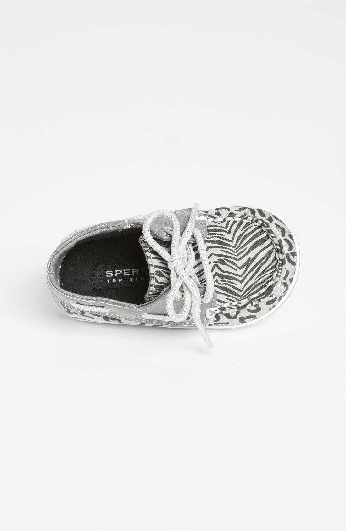 Alternate Image 3  - Sperry Top-Sider® 'Bahama' Crib Shoe (Baby)