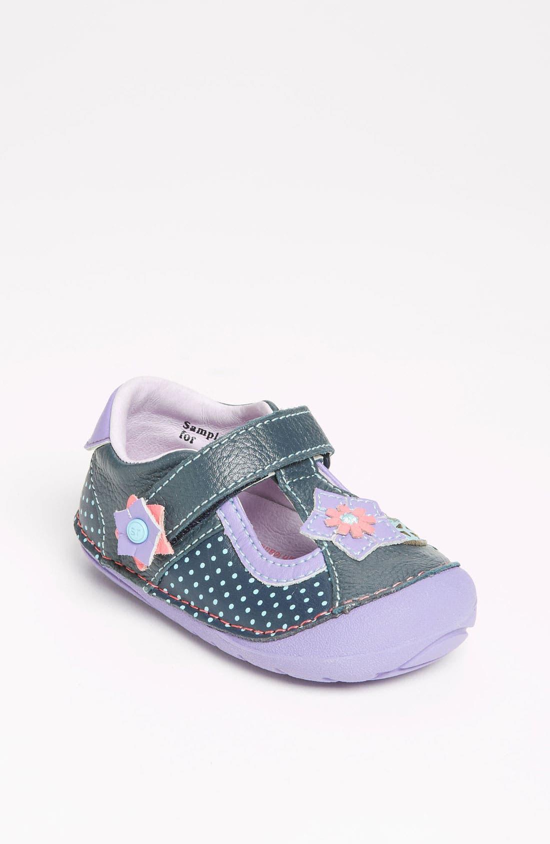 Alternate Image 1 Selected - Stride Rite 'Viola' Sneaker (Baby & Walker)