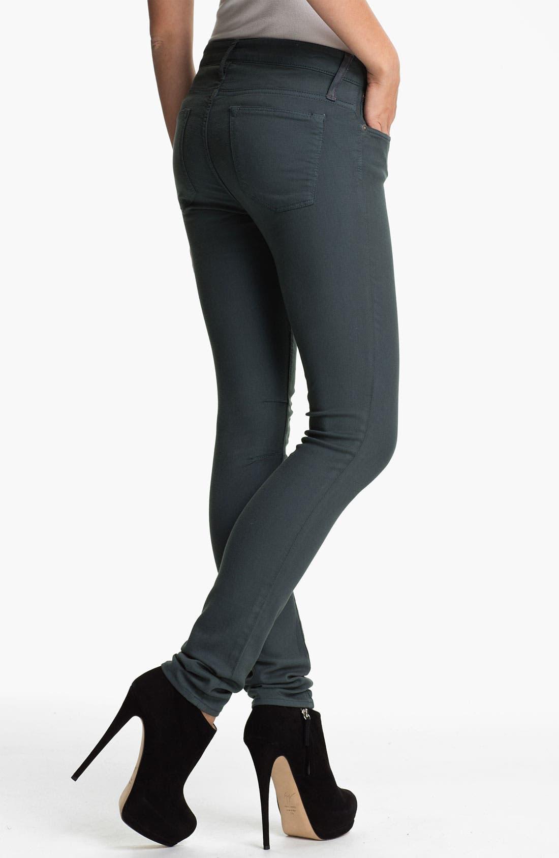 Alternate Image 2  - HELMUT Helmut Lang Overdyed Skinny Jeans