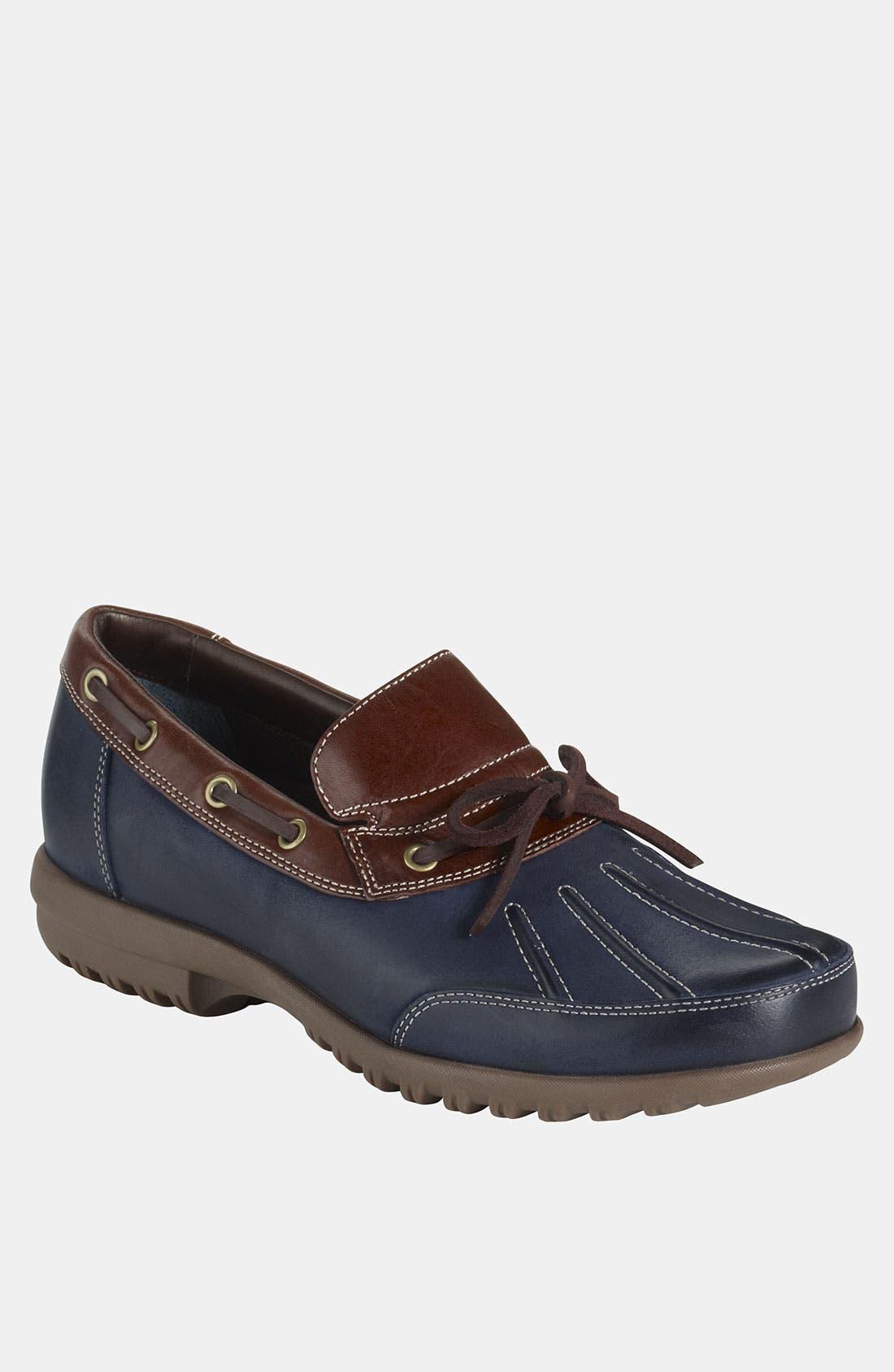 Alternate Image 1 Selected - Cole Haan 'Air Rhone' Camp Boat Shoe