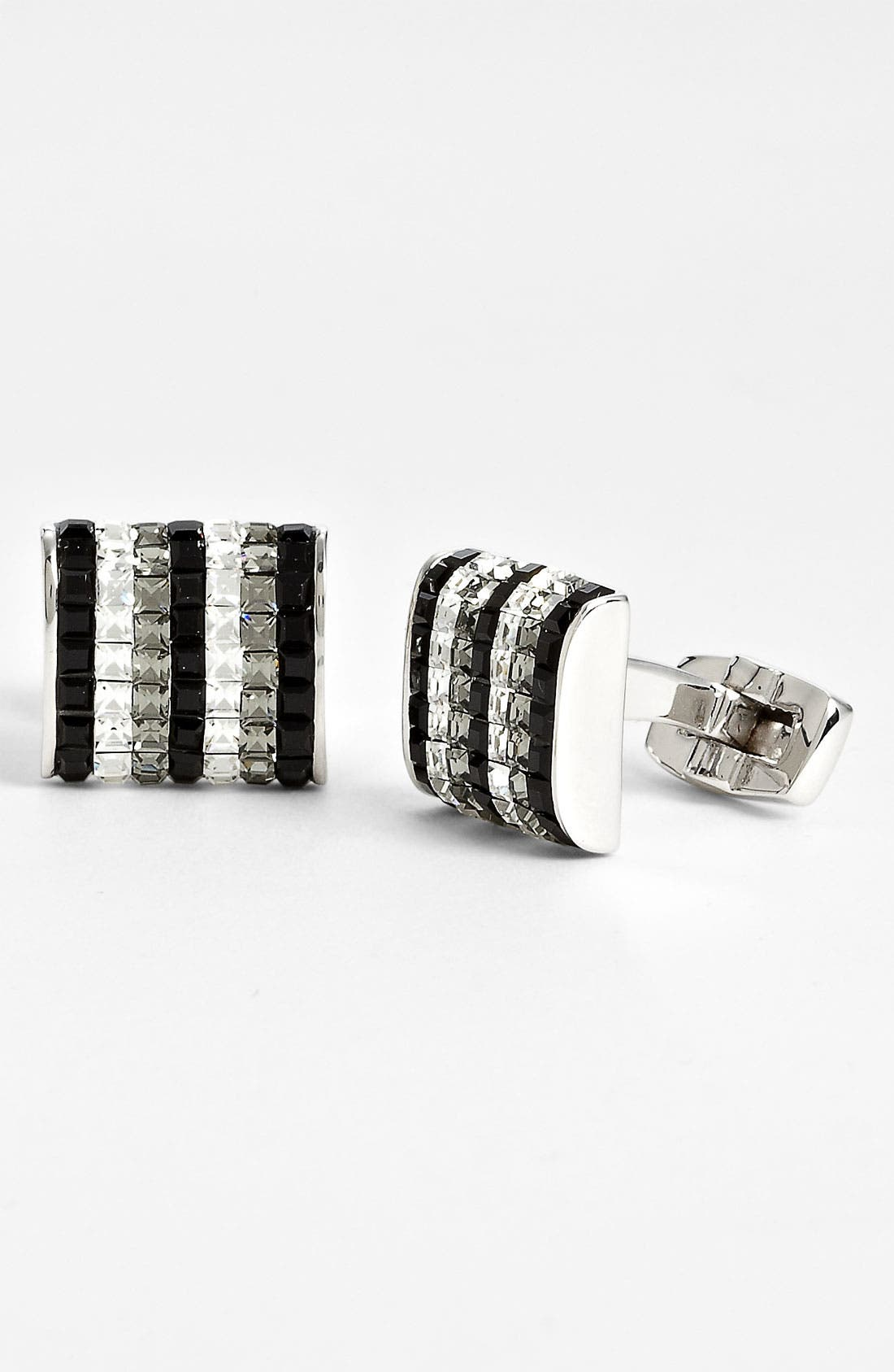 Main Image - Duchamp 'Seven Stripe' Cuff Links