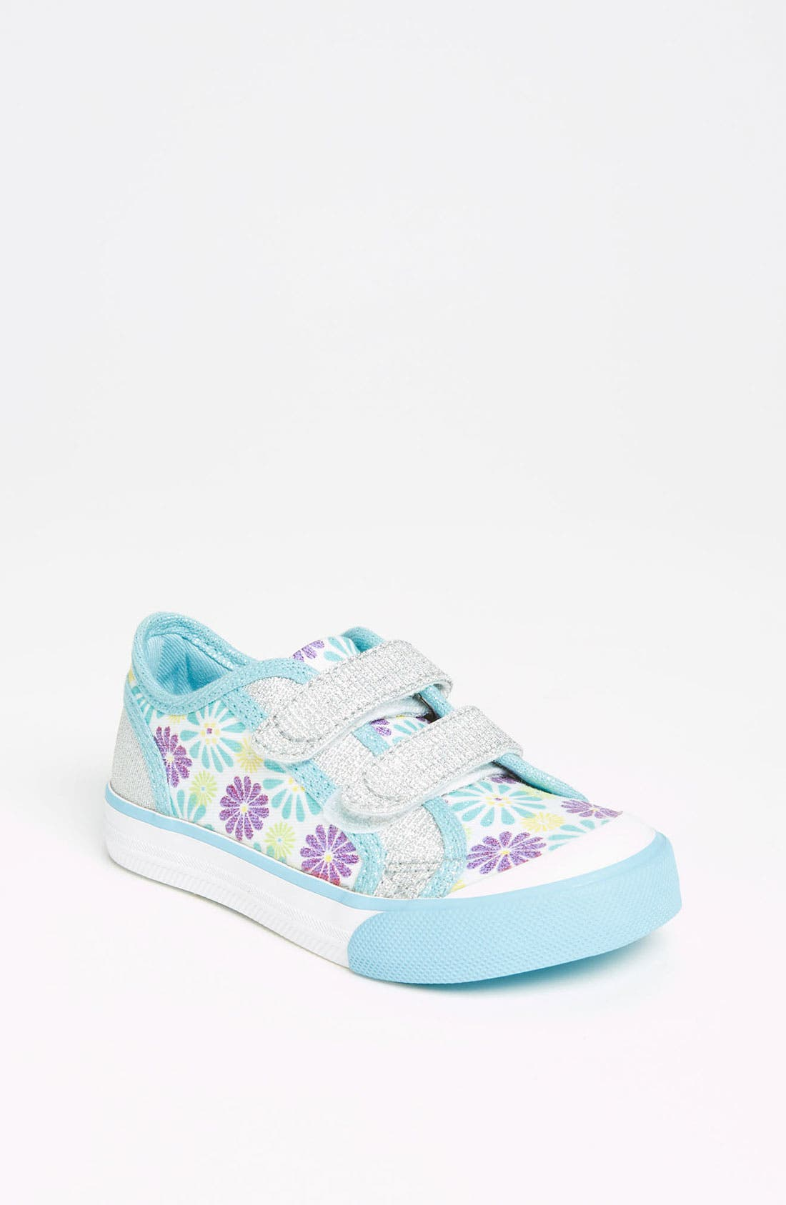 Alternate Image 1 Selected - Keds® 'Glamerly' Sneaker (Walker & Toddler)