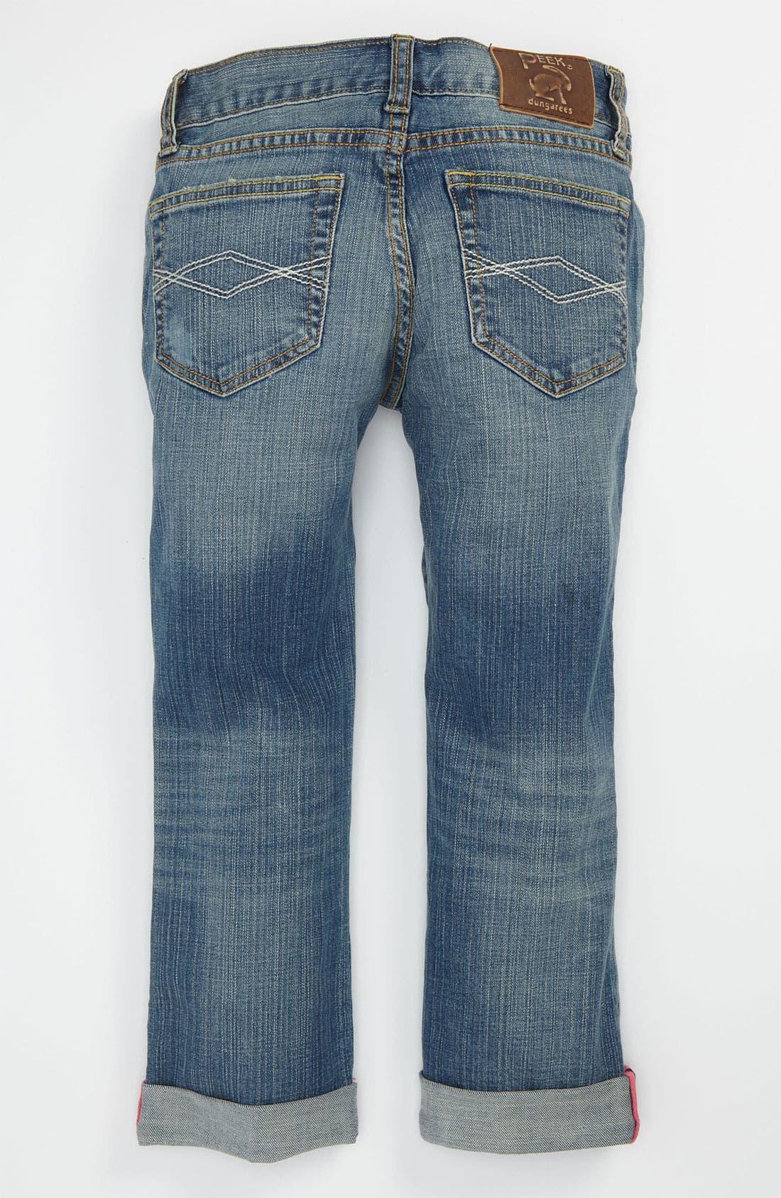 Main Image - Peek 'Greta' Jeans (Big Girls)