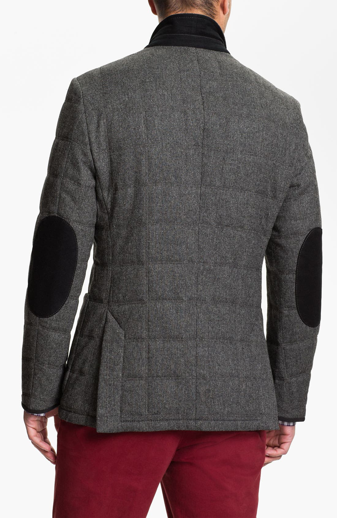 Alternate Image 2  - BOSS Black 'The Soul' Trim Fit Quilted Sportcoat