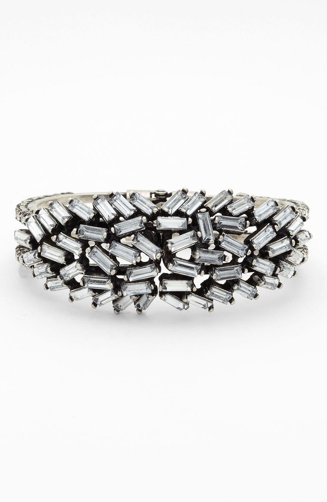 Alternate Image 1 Selected - BP. Vintage Rhinestone Cuff Bracelet