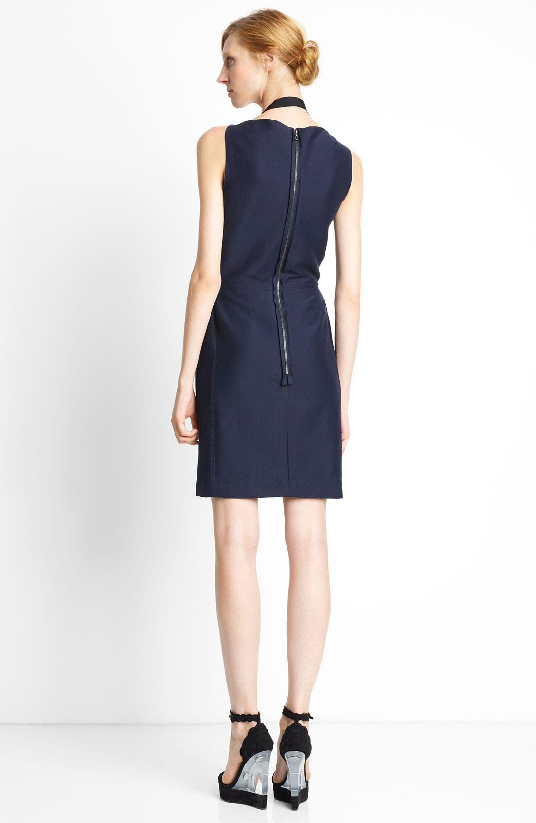 Alternate Image 2  - Lanvin Sleeveless Sheath Dress