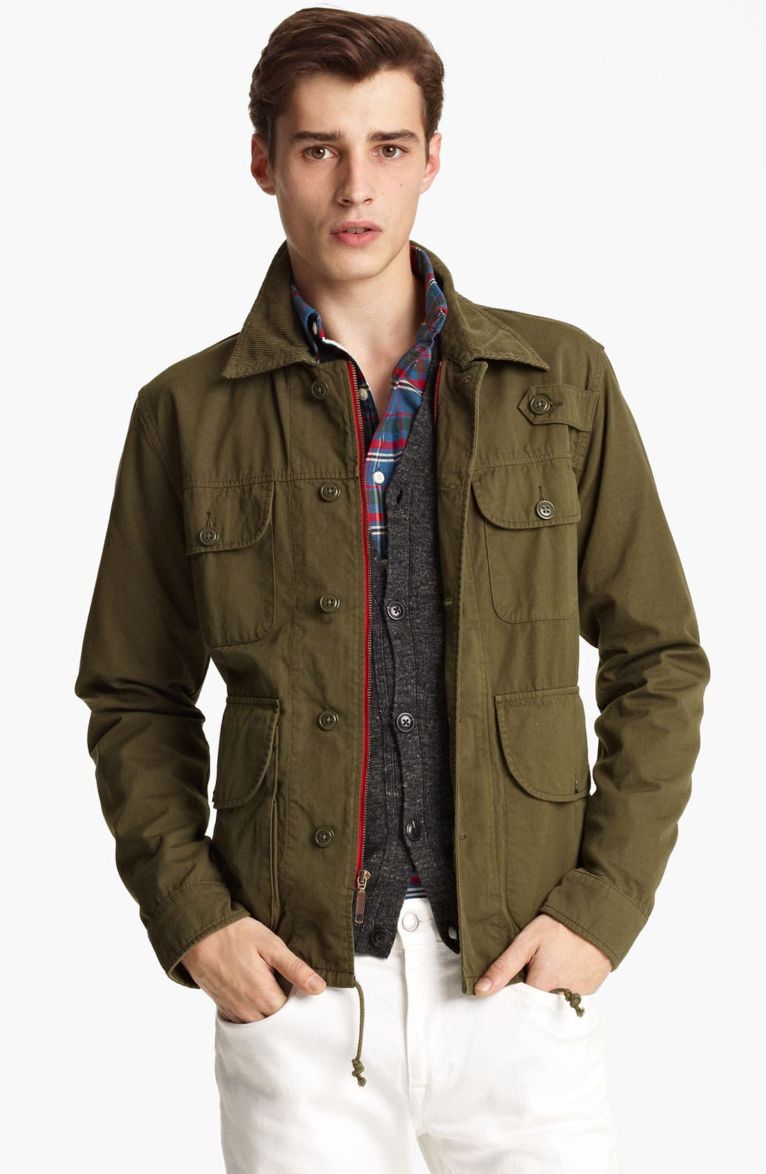 Main Image - Grayers Barn Jacket