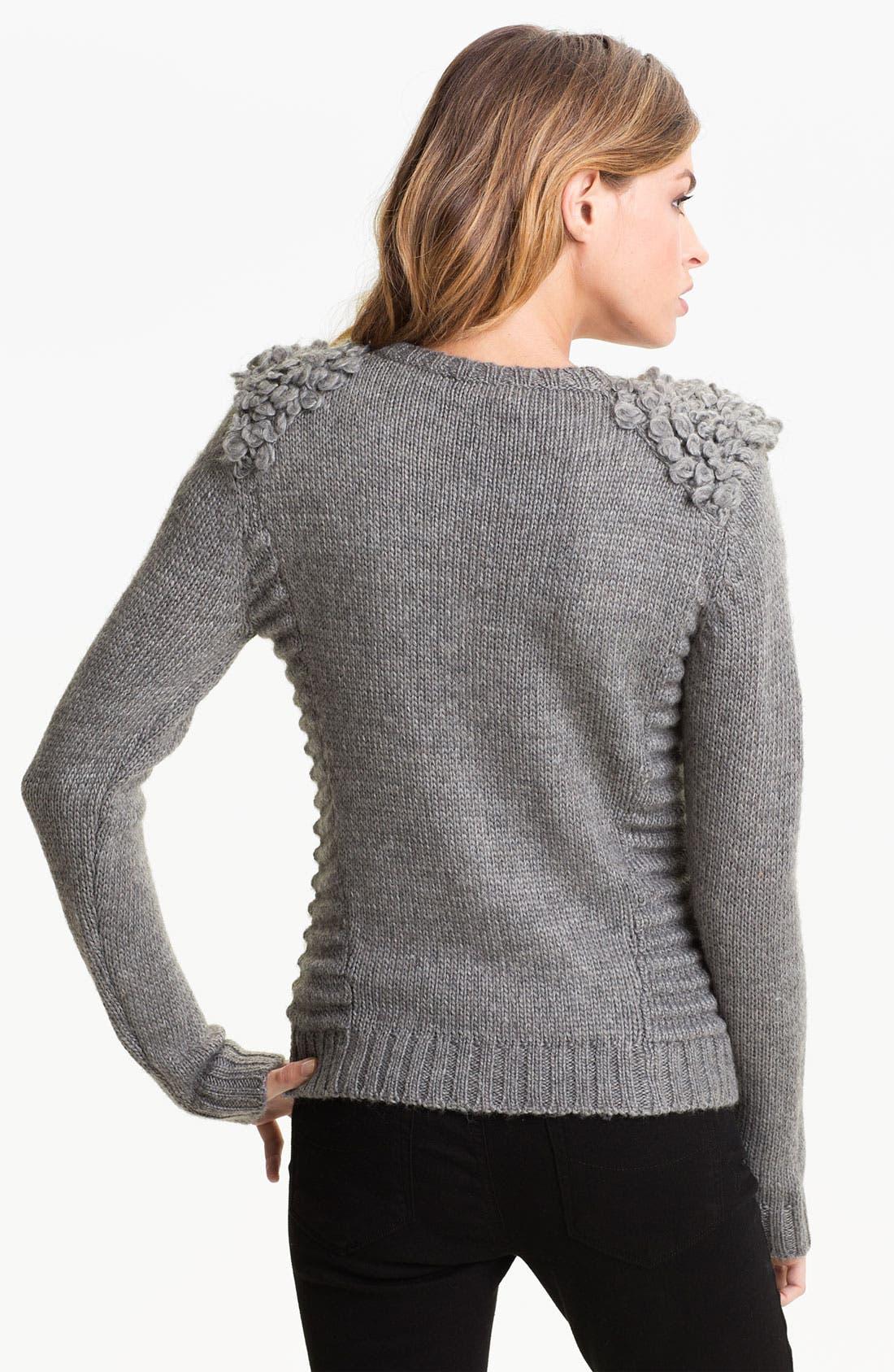 Alternate Image 2  - Trouvé Loop Shoulder Cardigan