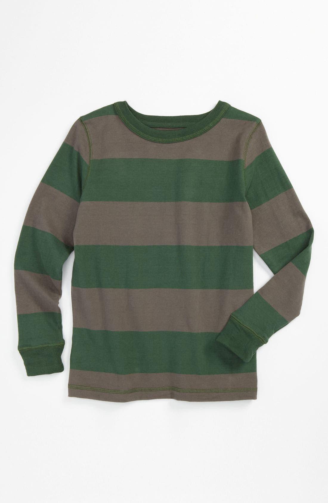 Alternate Image 1 Selected - Peek 'Corbett' Sueded Crewneck T-Shirt (Toddler, Little Boys & Big Boys)