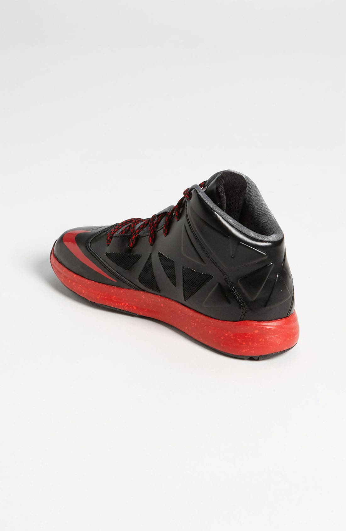 Alternate Image 2  - Nike 'LeBron 10 Pressure' Basketball Shoe (Toddler & Little Kid)