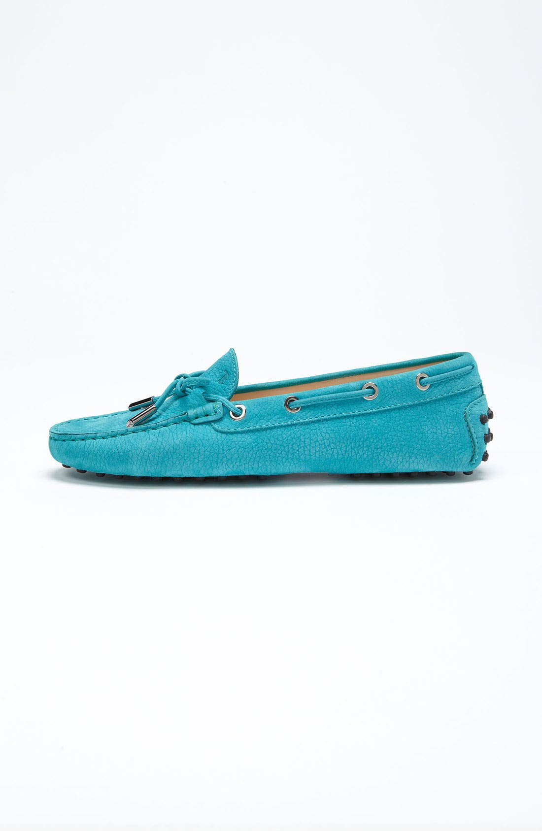 Alternate Image 4  - Tod's 'Heaven Laccetto' Moccasin